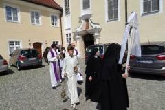 Beisetzung Sr. M. Raphaela in Reutberg