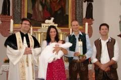 Taufe Laurenz